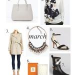 March Picks