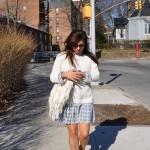 cozy spring stroll…
