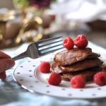 Chocolate Banana 'Pancakes'