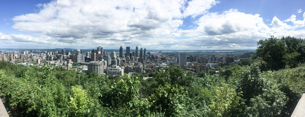 montreal tourism mont royal