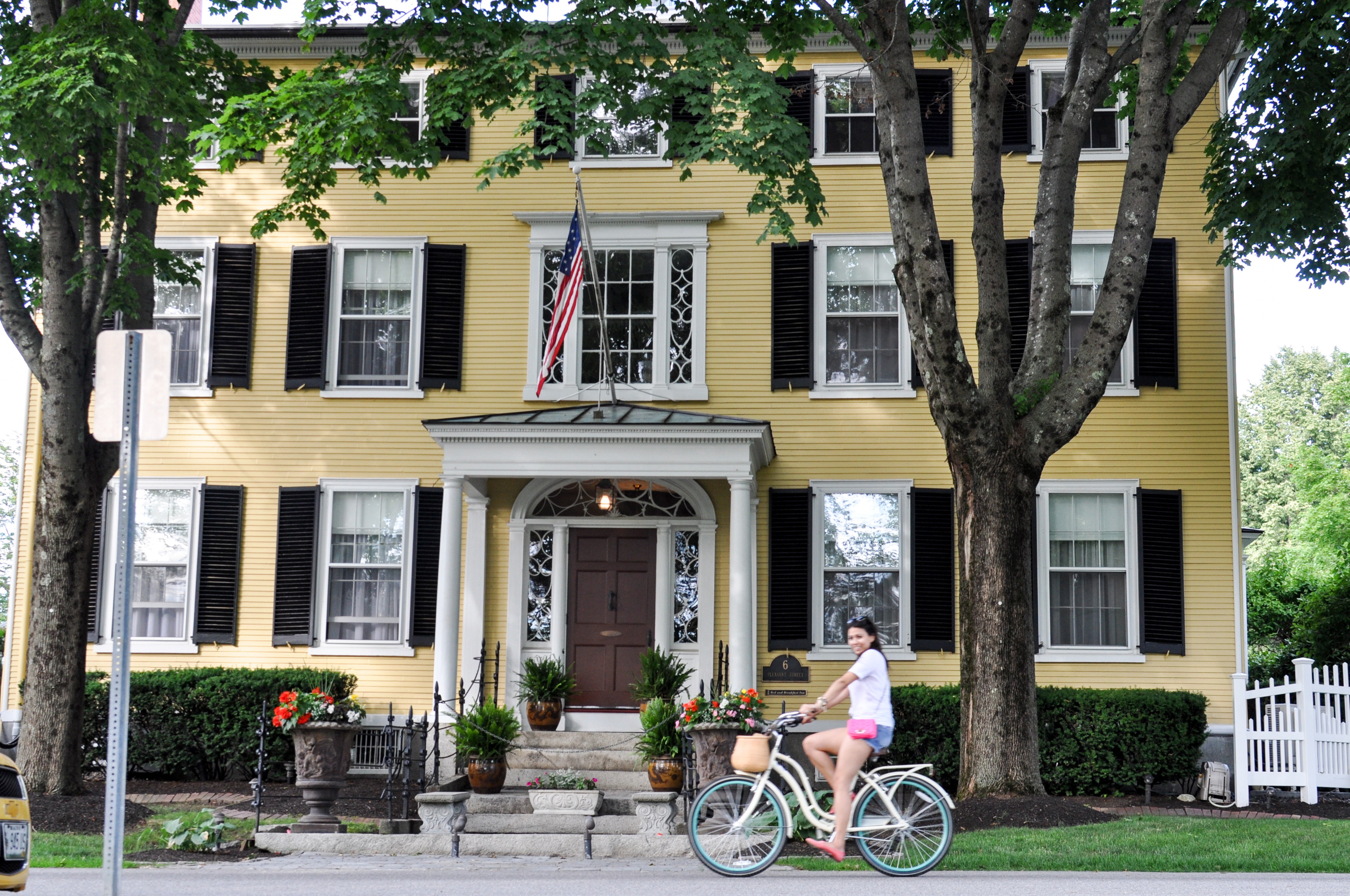 the captain lord mansion maine itinerary blog