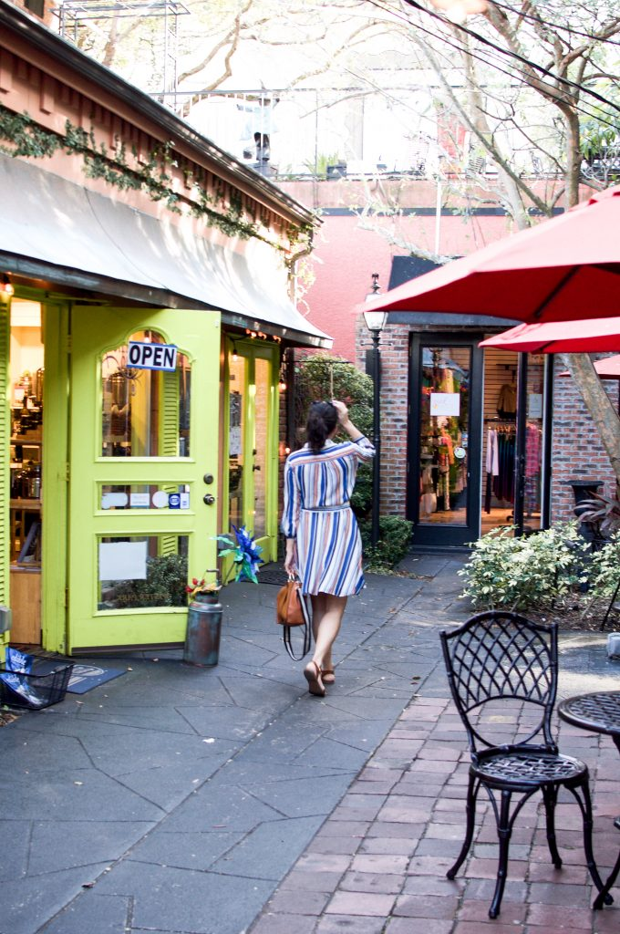 winter park florida shopping itinerary