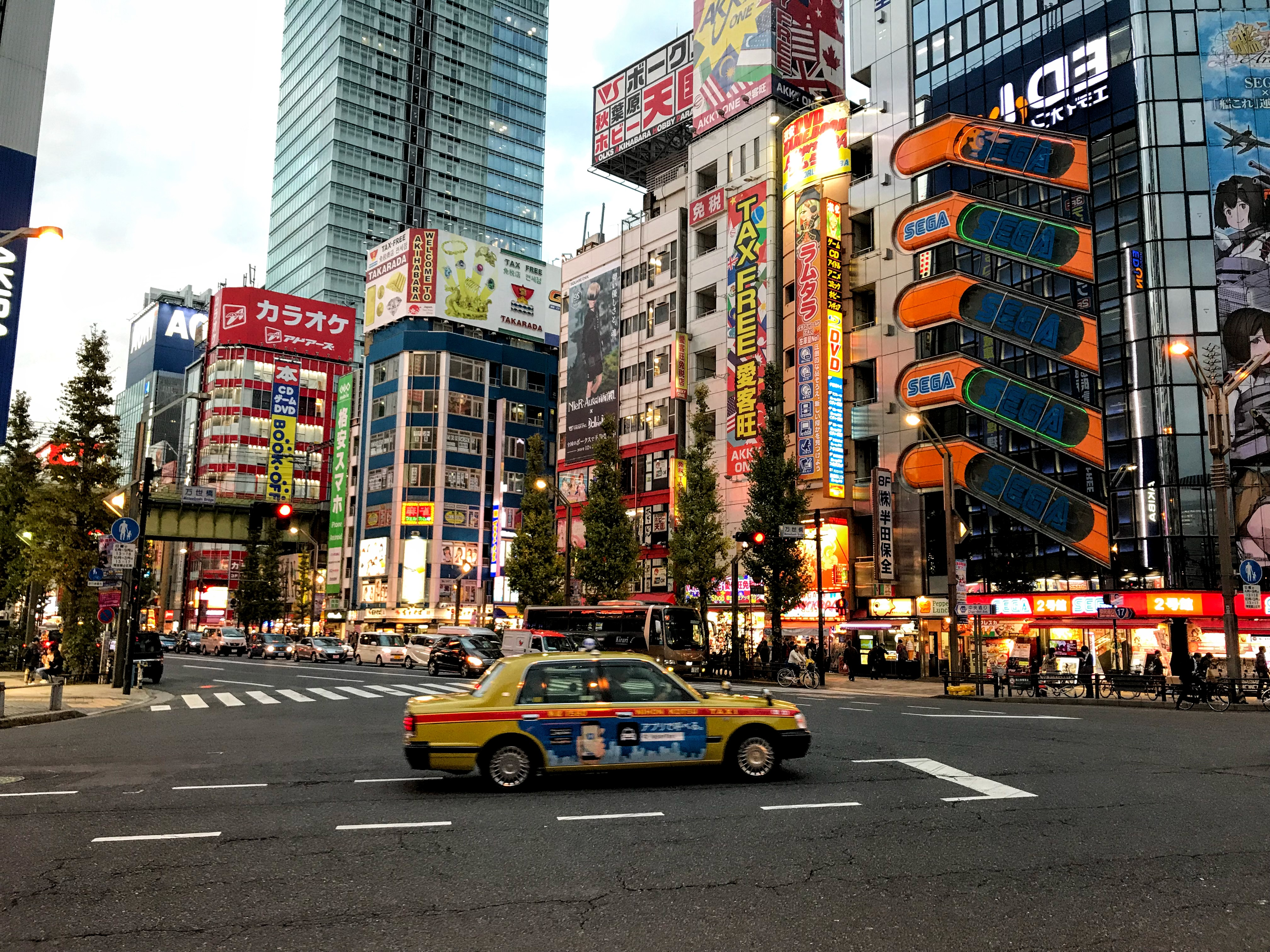 Tokyo: 3 MUST EATS + 1 MUST DO!