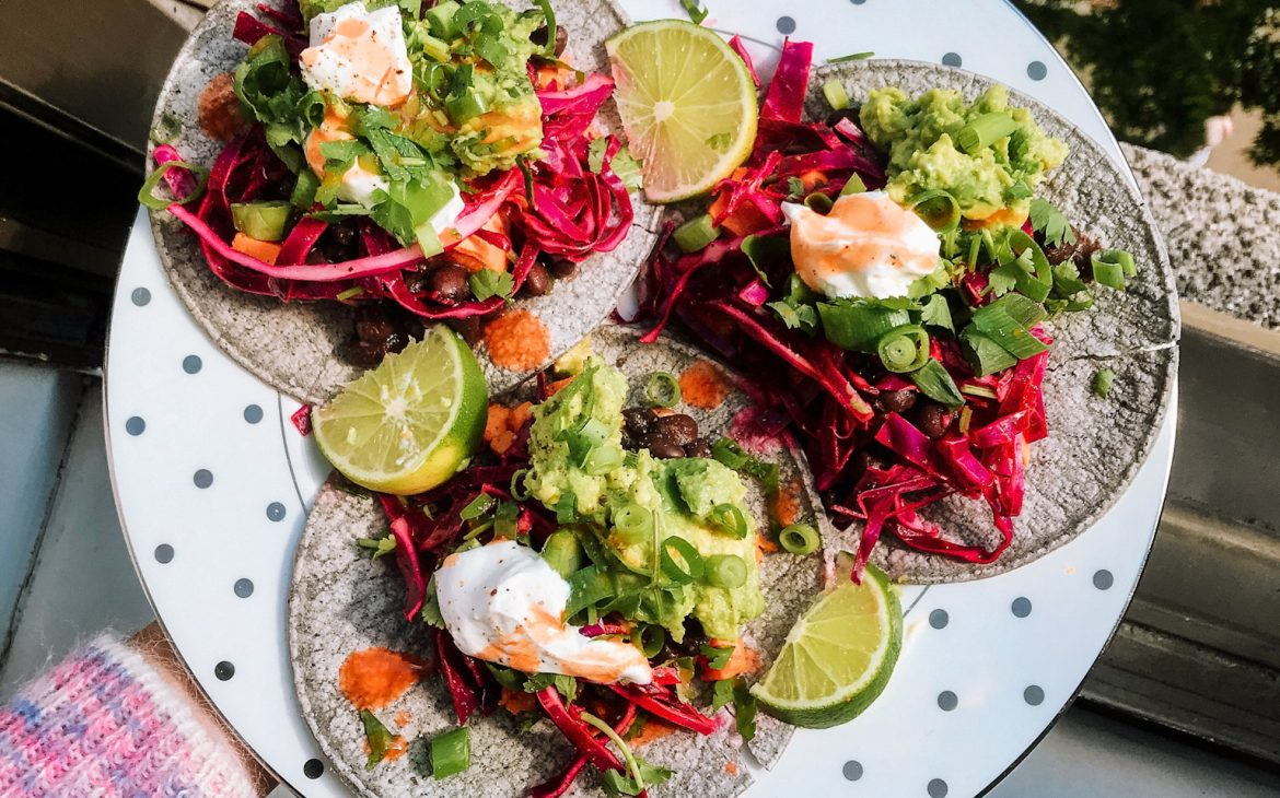wfpb tacos delicious and healthy summer time recipe