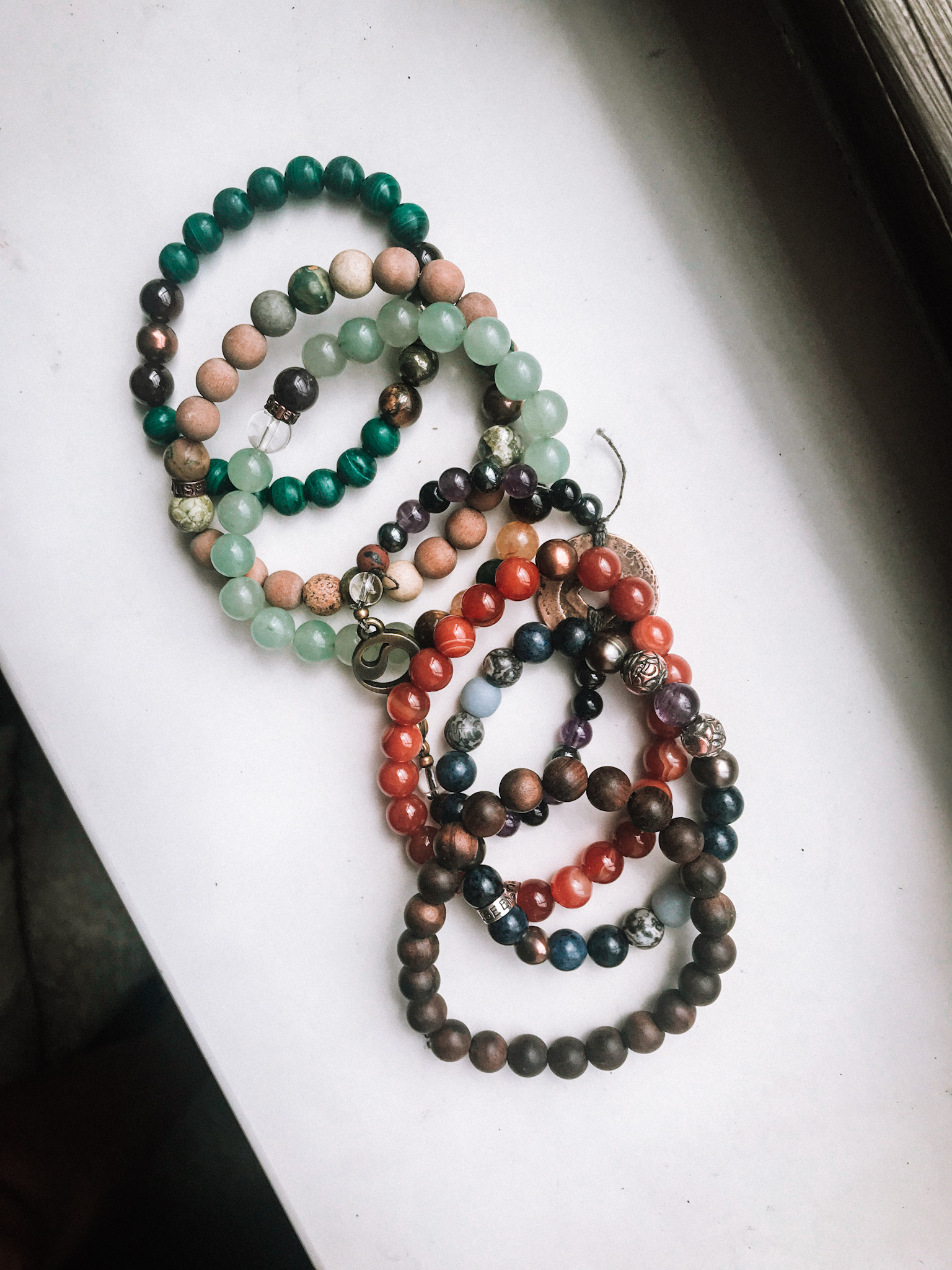 meditating energy muse beads